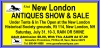 53rd New London NH Antiques Show & Sale