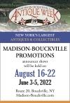 Madison-Bouckville Promotions Antique Week