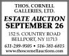Thos. Cornell Estate Auction