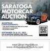 The Saratoga Automobile Museum 5th Annual Saratoga Motorcar Auction
