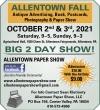 ALLENTOWN Fall PAPER SHOW