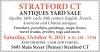 STRATFORD CT ANTIQUES YARD SALE