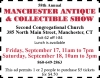 58th Annual Manchester Antique & Collectible Show