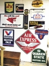 Ron Rhoads Live Auction Guns & Advertising Signs