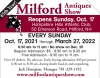 45th Year! Milford Antiques Show