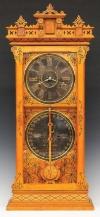 Schmidt's Fall Clock Auction