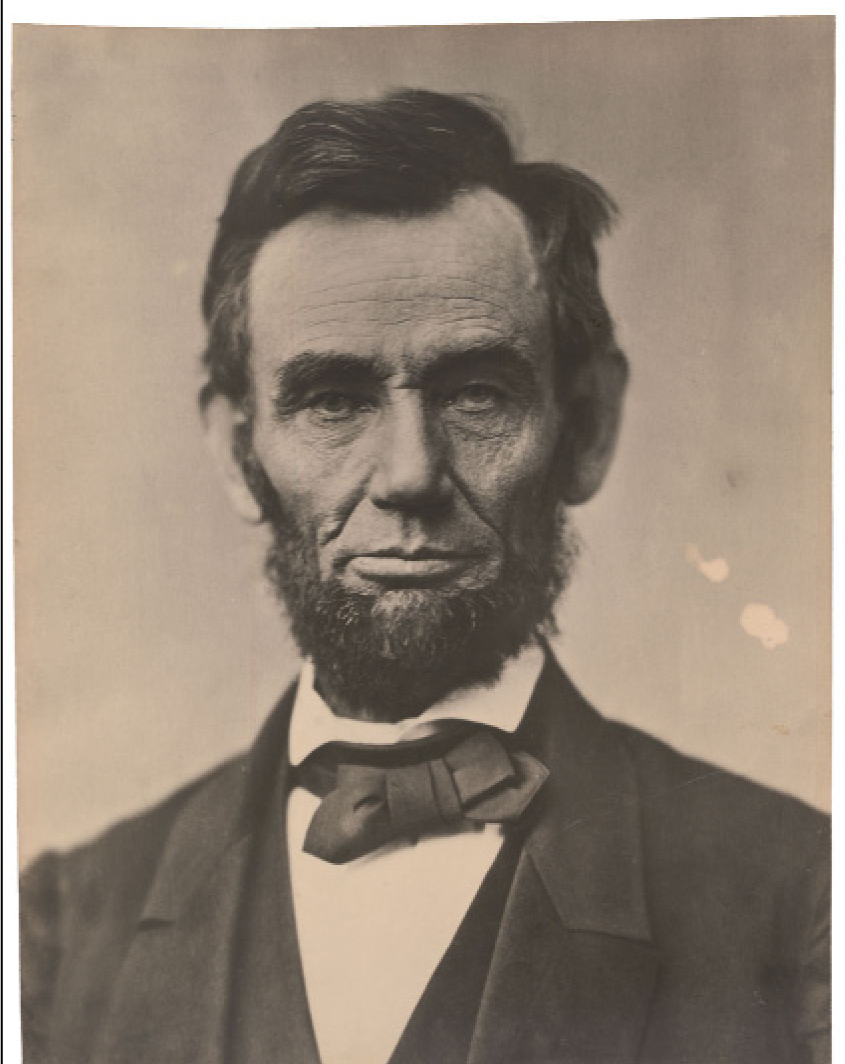 The Morgan Presents 'Lincoln Speaks: Words That Transformed A Nation'