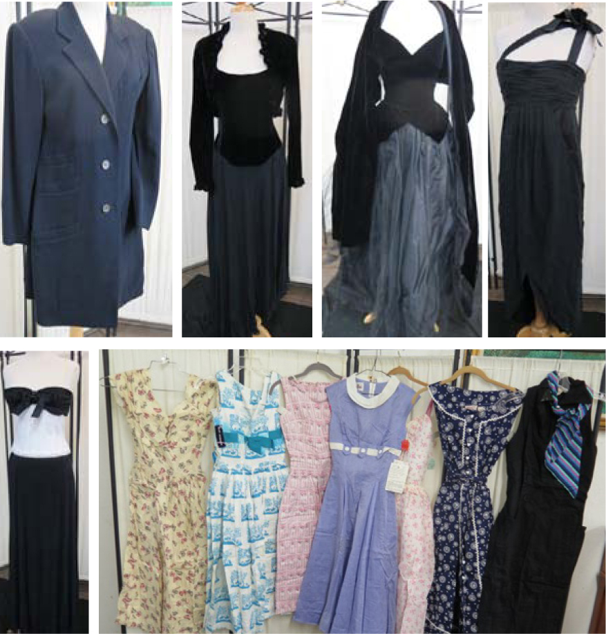 Flannery's Fine Designer Clothing & Jewelry Auction