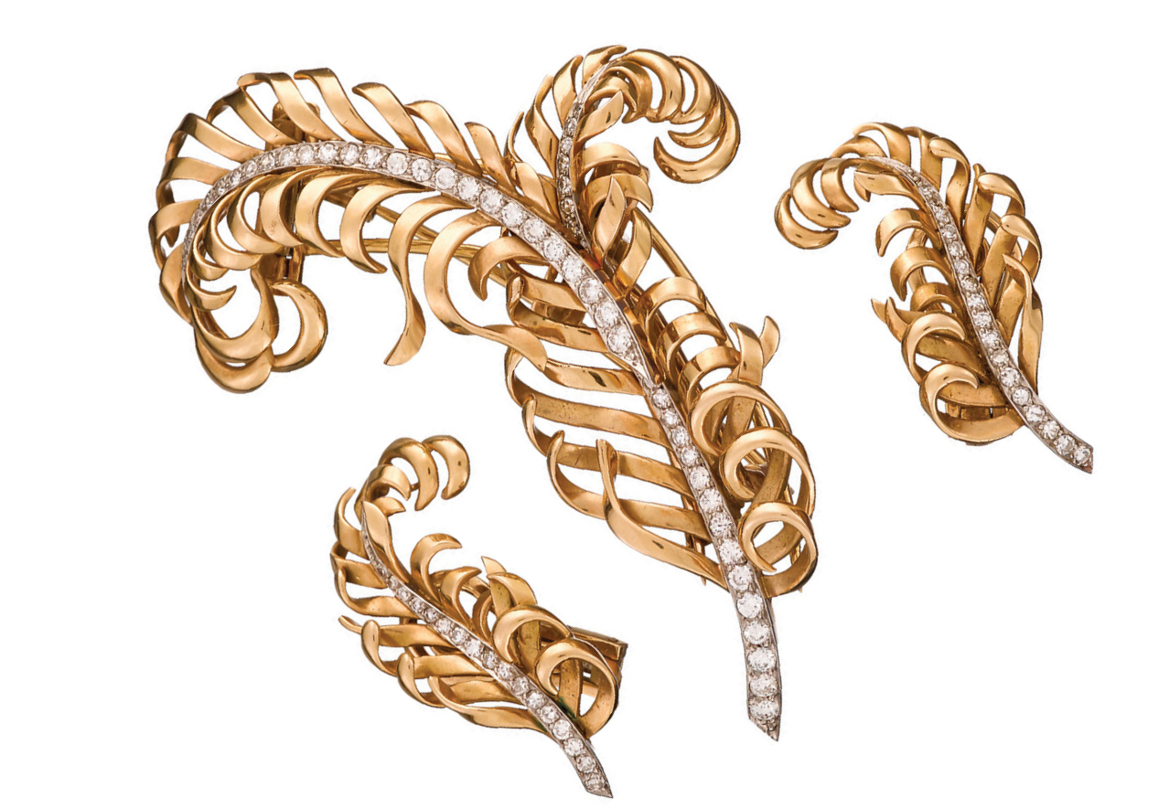 Freeman's Winter Estate Jewelry
