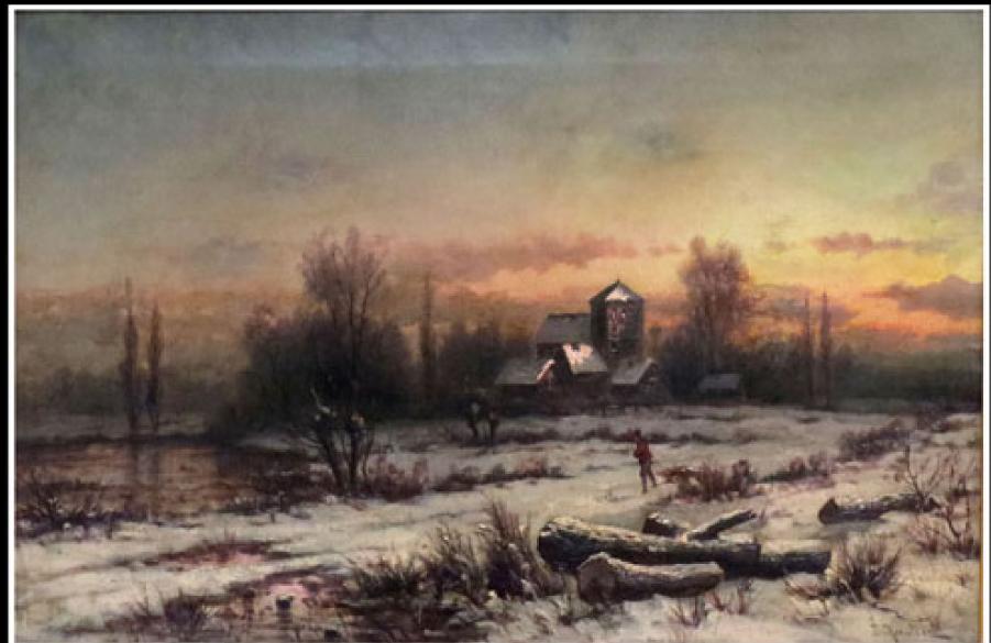William J. Jenack FINE ART & ANTIQUES