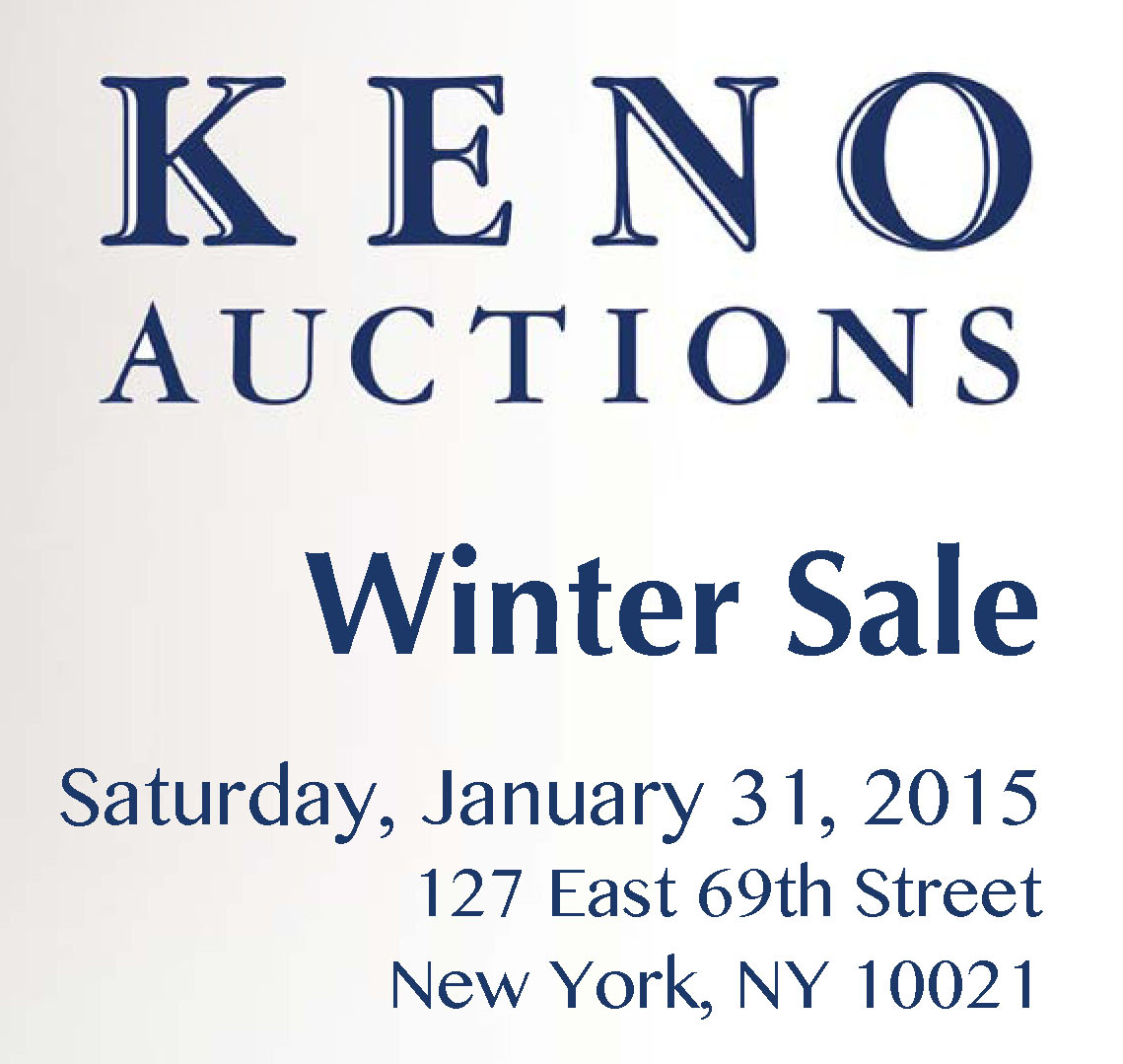 Keno Auctions Winter Sale