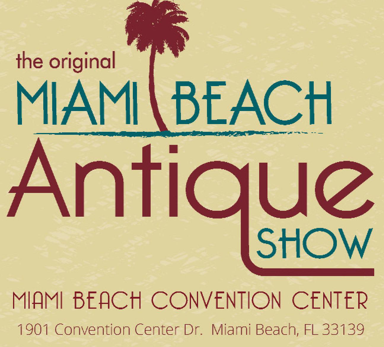 The Original Miami Beach Antique Show