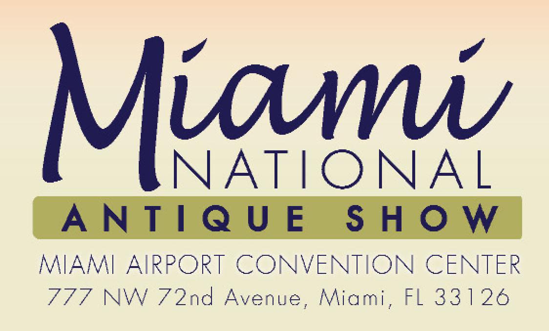 Miami National Antique Show