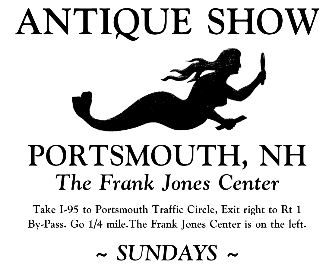 Nan Gurley's Antique Show In Portsmouth, NH