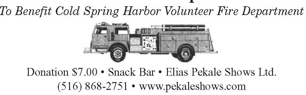 Cold Spring Harbor 27th Annual Indoor Antique Show
