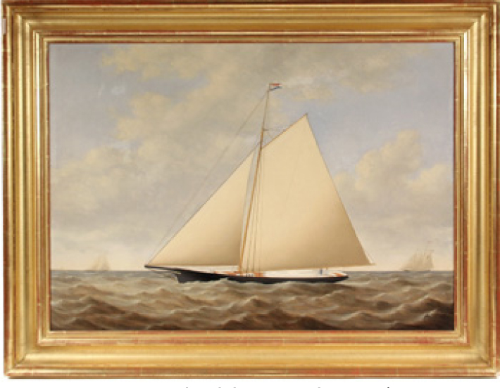 Thomaston Winter Feature Auction of Fine Art, & Antiques