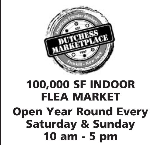 Dutchess Marketplace Flea Market