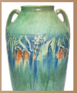 Humler & Nolan Monson-Baer Collection of Roseville Pottery Auction