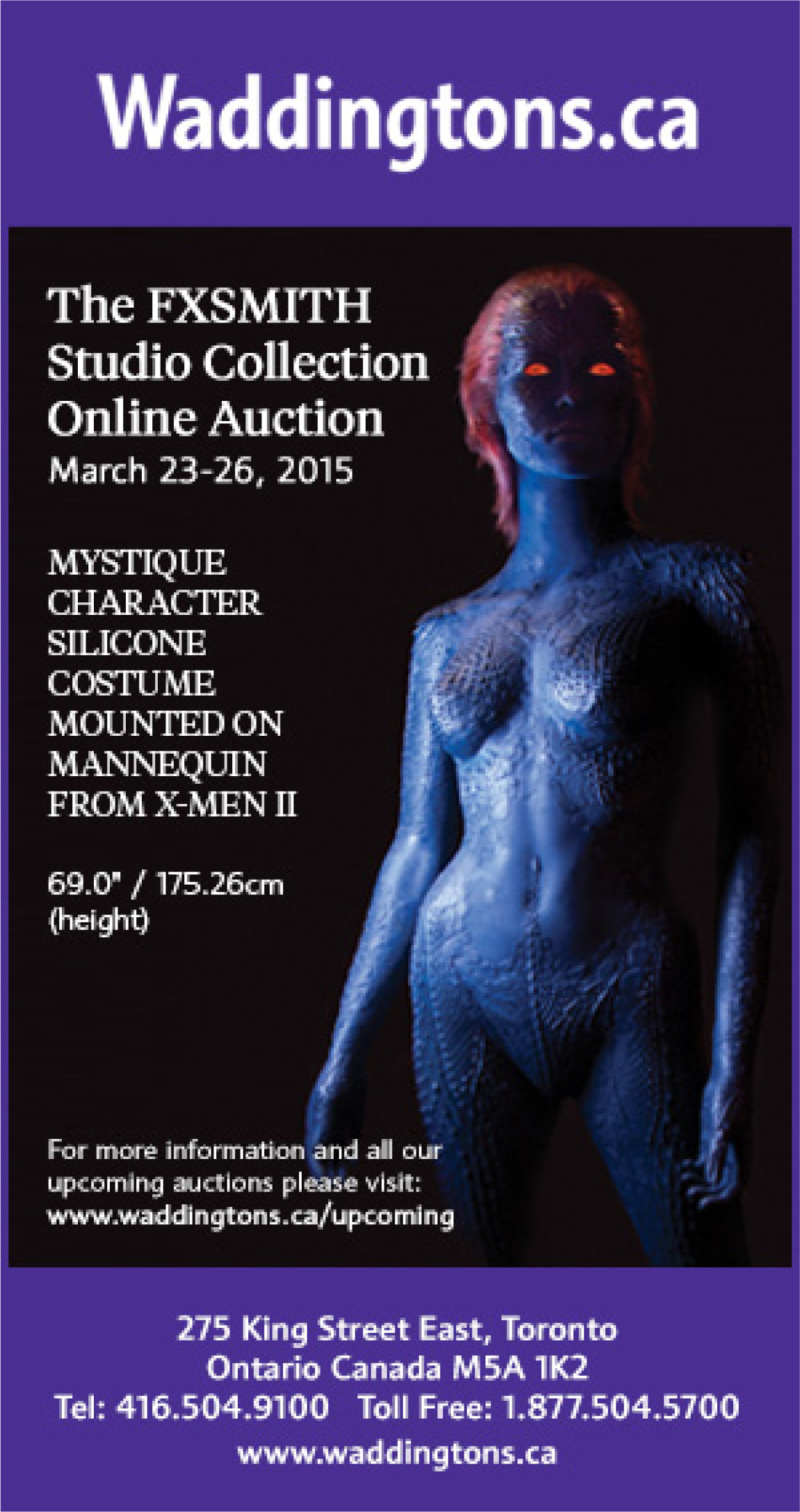 Waddington's FXSMITH Studio Collection Online Auctions