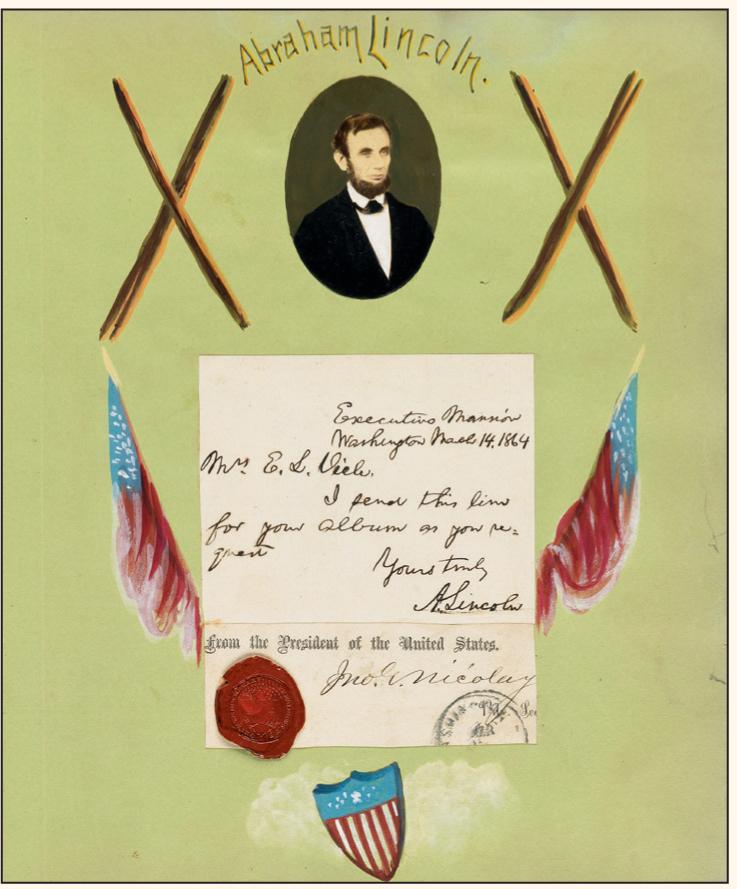 Swann Galleries Autographs Auction