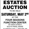 Paul R. Arsenault MULTI ESTATES AUCTION