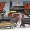 Cottone Auctions Clock, Music Box, Military & Train Auction
