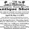 Historic East Berlin Antique Show