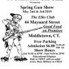 Ye Connecticut Gun Guild presents Spring Gun Show