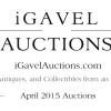 IGavel Online Auctions of Fine Art, Antiques, and Collectibles