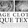 VINTAGE CLOTHING ANTIQUE TEXTILES Show
