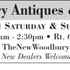 Woodbury Antiques & Flea Market