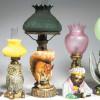 Jeffrey S. Evans Fine Catalogued Auction of Miniature Lamps, Kerosene & Related Lighting