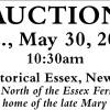 Fields Auctions & Antiques AUCTION
