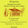 Orleans Historical Society Antiques Show Saturday June 6