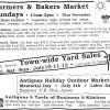 Pound Ridge Farmers & Bakers Market
