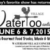Waterloo Antiques Fair