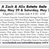 Ridgefield, CT A Zach & Alix Estate Sale