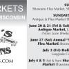 Zurko's SUNDAYS! Shawano Flea Market,