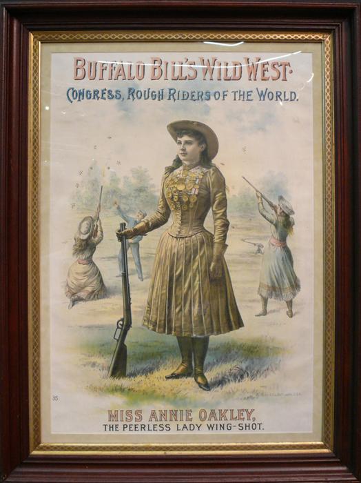 Rare Annie Oakley Poster:  $50,000