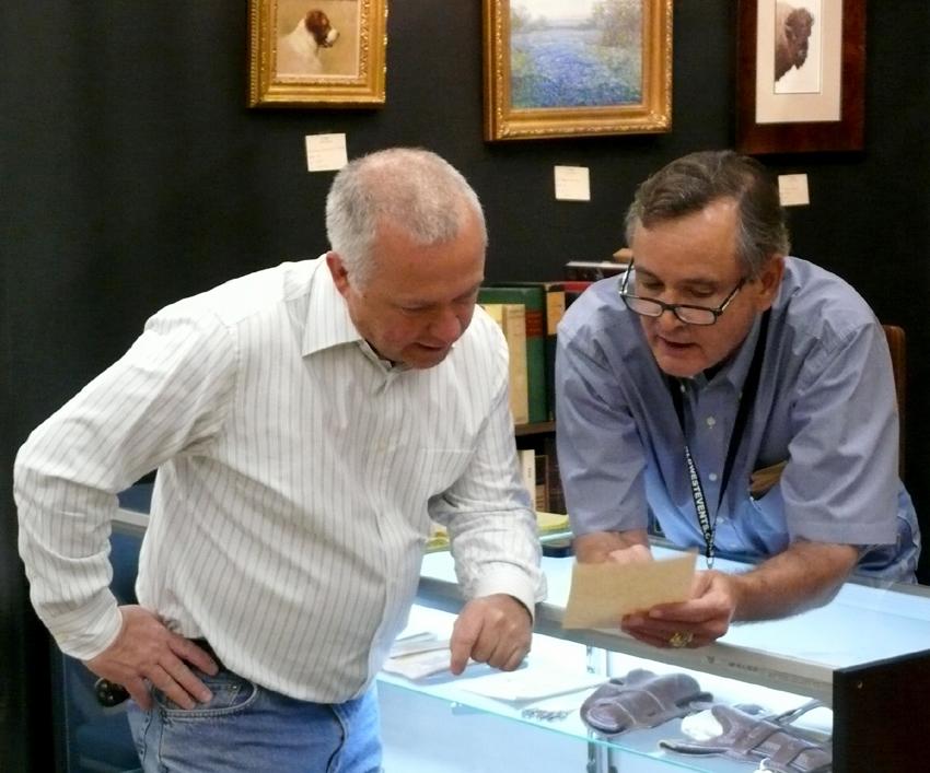 Brian Lebel and Cliff Logan
