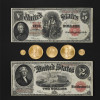 Pook & Pook Online Only COins, PaPer CurrenCy, and POlitiCal Pins auCtiOn