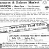 Pound Ridge Antiques Holiday Outdoor Markets July 4 & Labor Day