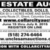 Uncle Sam Auction HUGE ESTATE AUCTION
