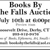 Books By The Falls Auction