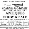 35th Annual Camden-Rockport Historical Society Antiques Show & Sale