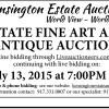 Kensington Estate Auctions
