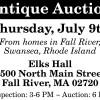 Robert E. Sowersby & Son Antique Auction