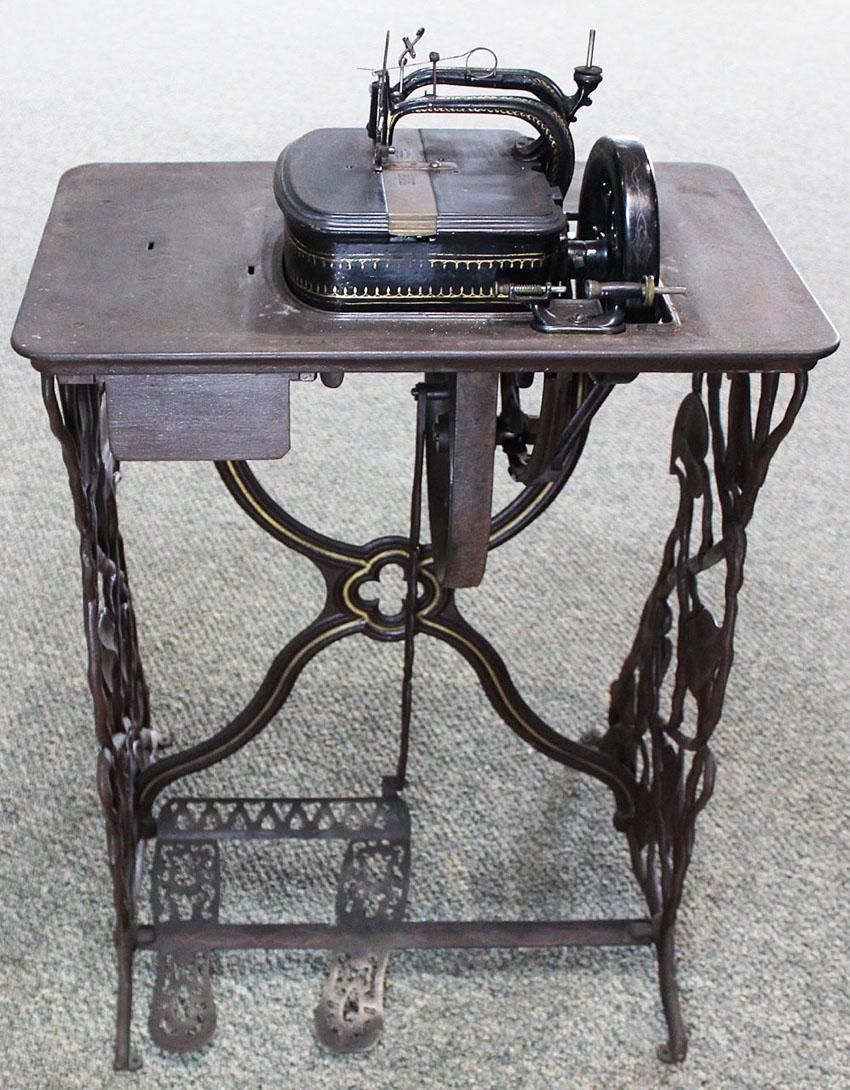 Delaney model home furniture auction