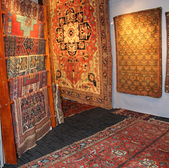 Oriental Rugs Ltd, Old Lyme, Conn.