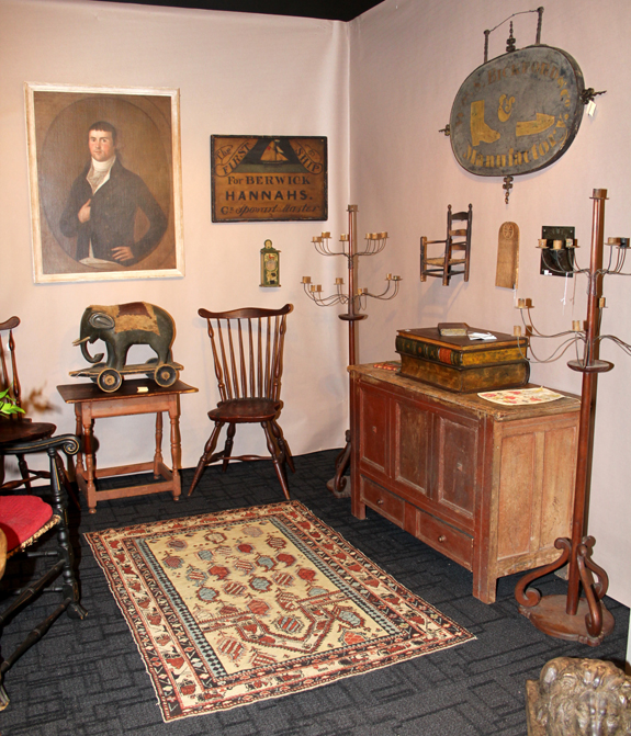 Stephen-Douglas Antiques, Walpole, N.H.